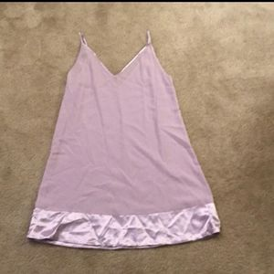 Lavender Nightgown